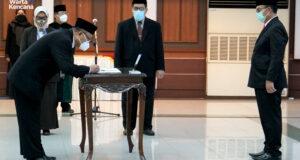 Wahidin Resmi Nakhodai BKKBN Jawa Barat